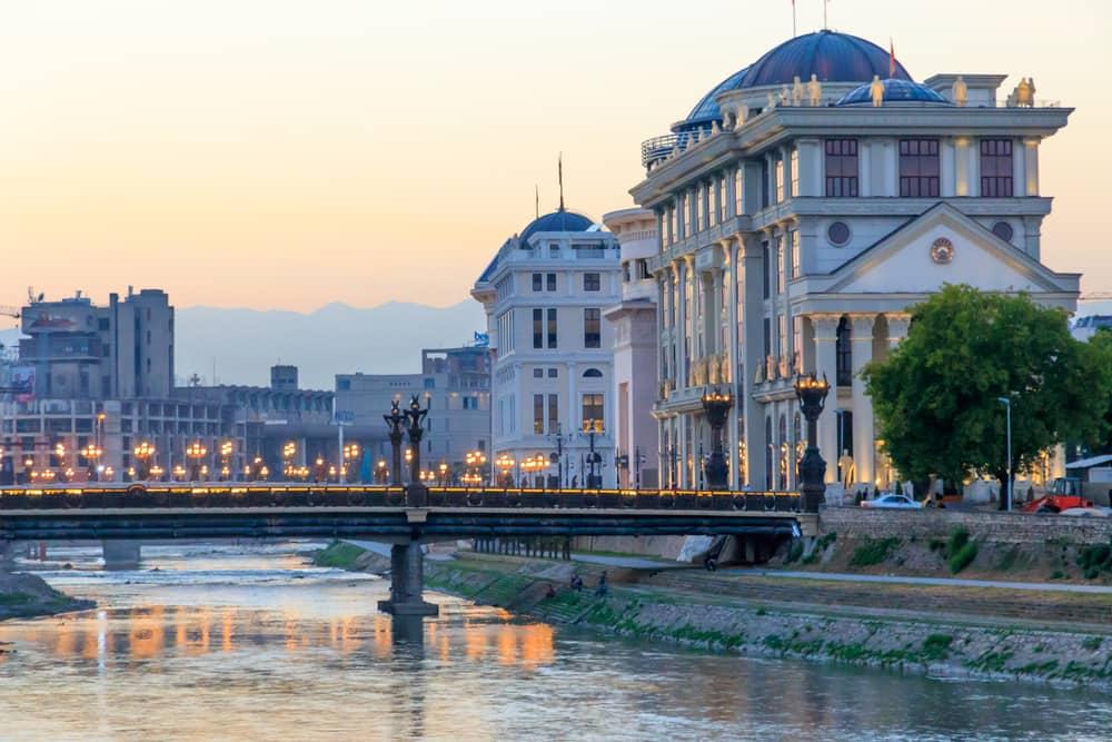 Ferie i Skopje