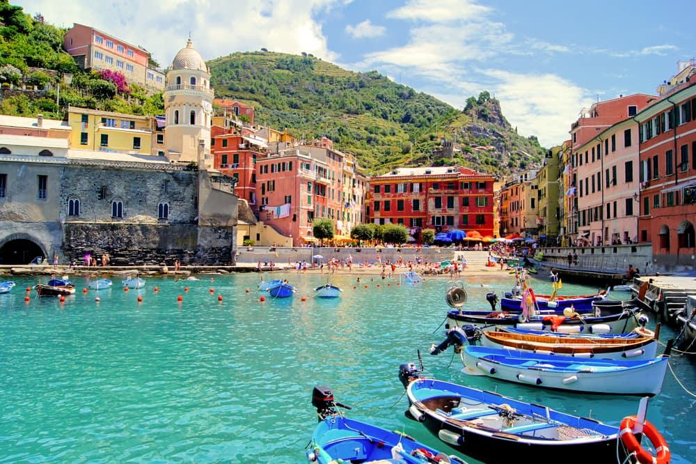 Vernazza - Cinque Terre i Italien