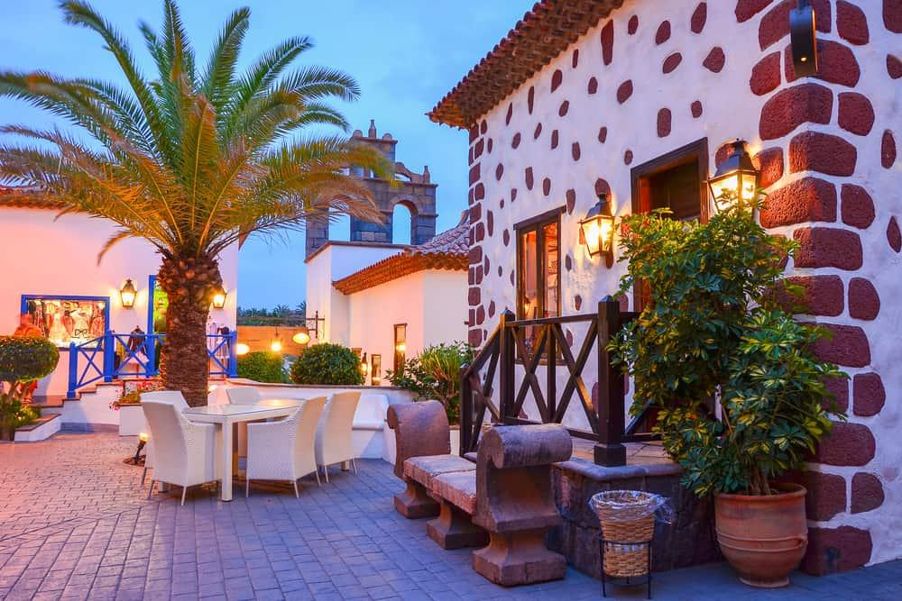 Adeje - Tenerife i Spanien