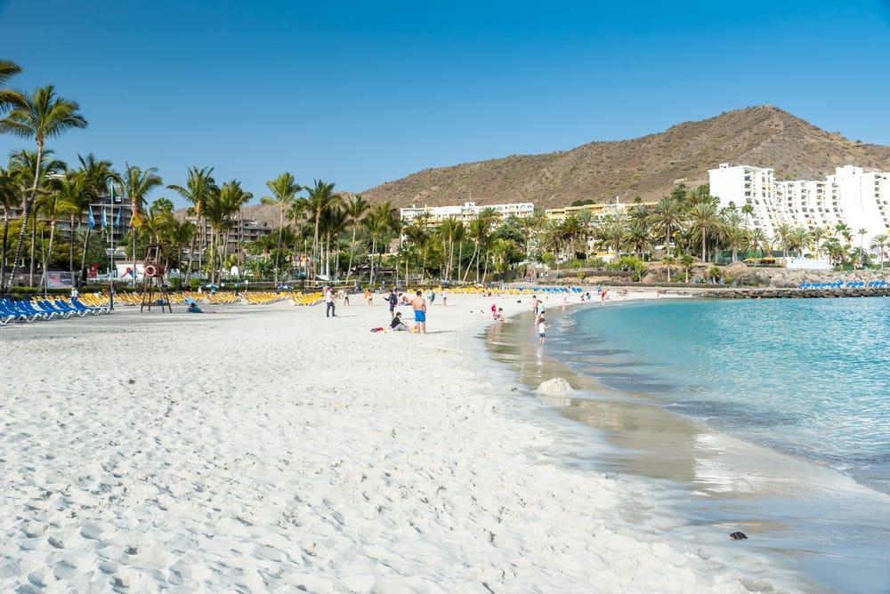 Anfi del Mar - Gran Canaria i Spanien