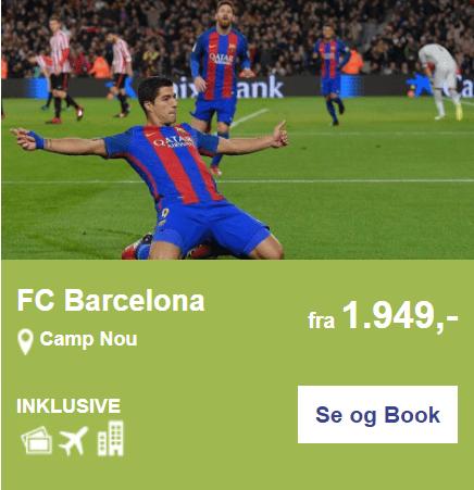 FC Barcelona på Camp Nou
