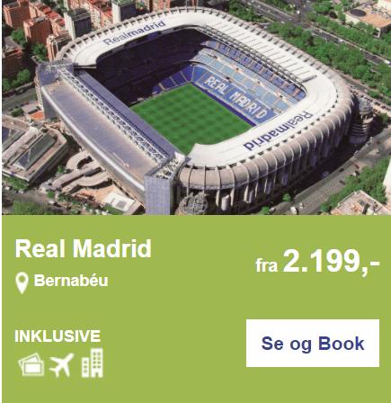 Real Madrid på Bernabéu