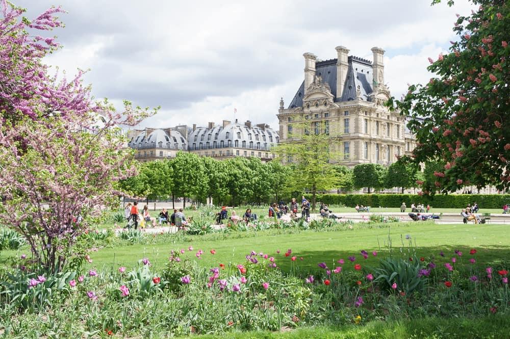 Louvre - Paris i Frankrig