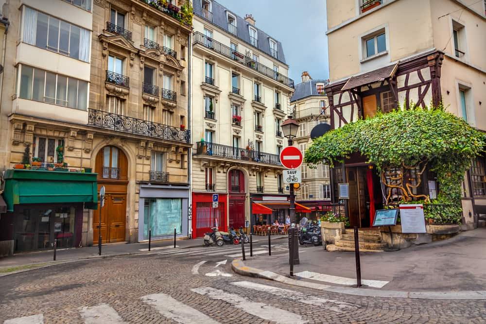 Kærlighedsferie i Paris