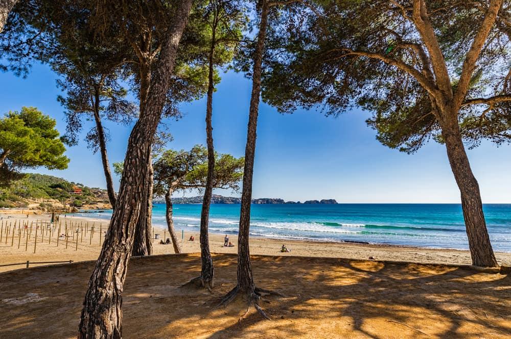 Peguera - Mallorca i Spanien