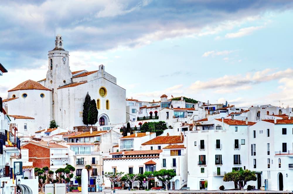 Cadaqes - Costa Brava i Spanien