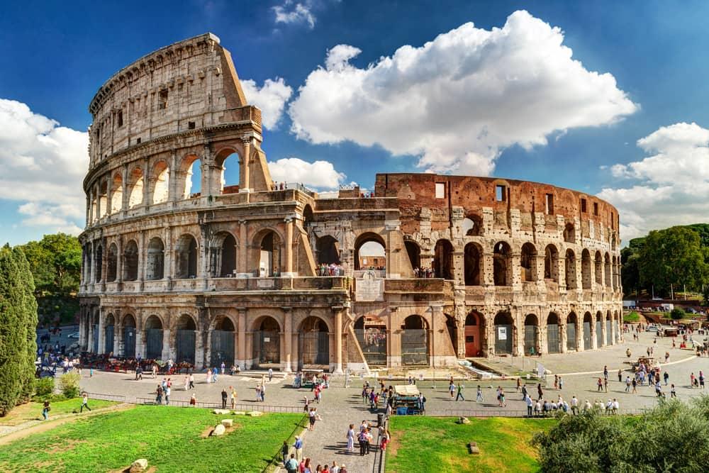 Miniferie i storbyen Rom