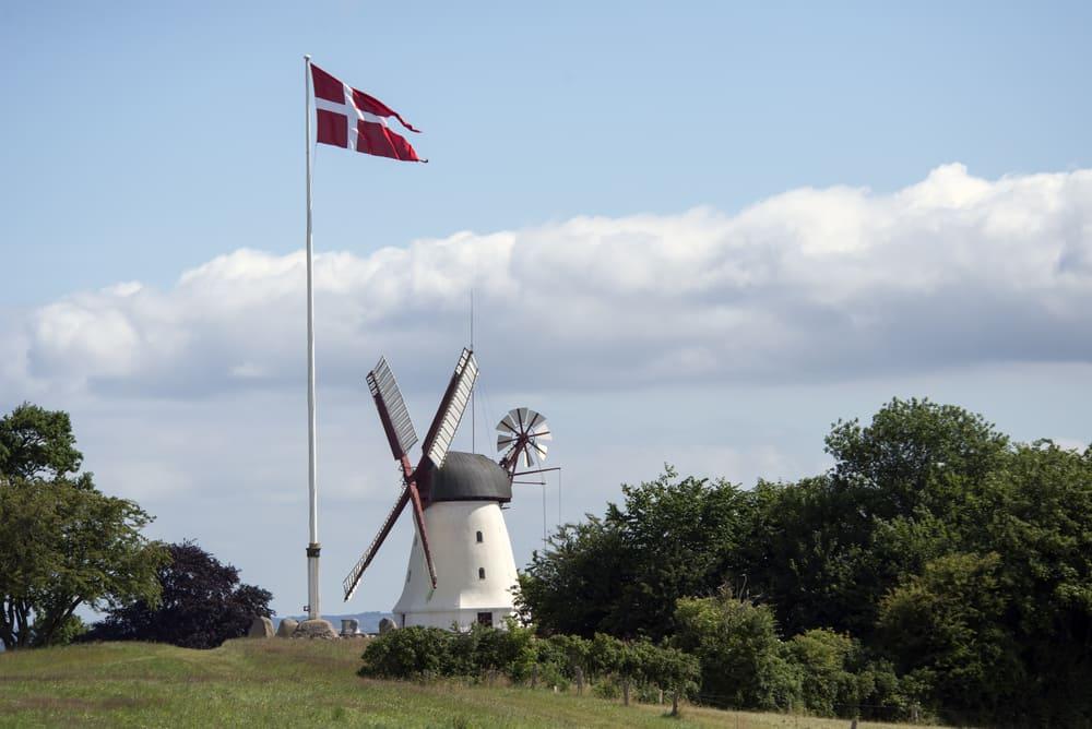 Dybbøl Mølle i Sønderborg