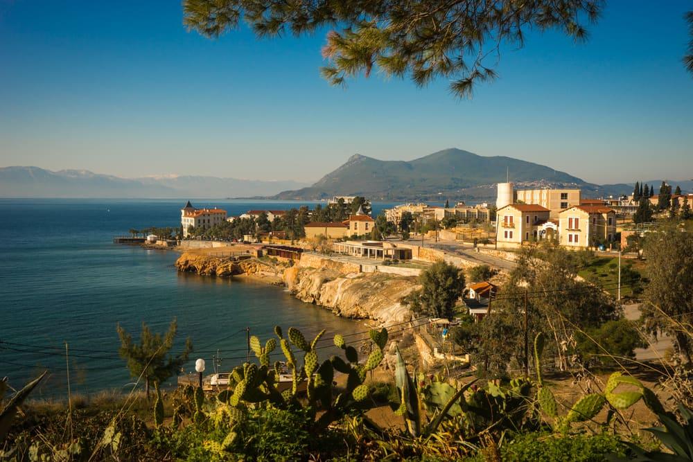 Loutra Edipsou - Evia i Grækenland