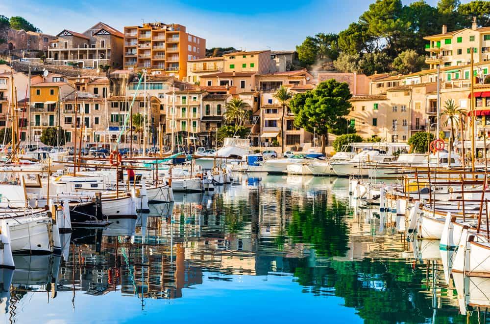 Sensommer på Mallorca