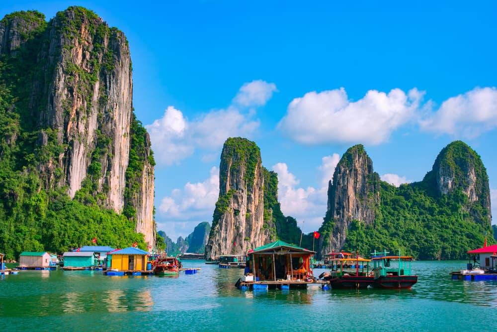 Rundrejser til Vietnam