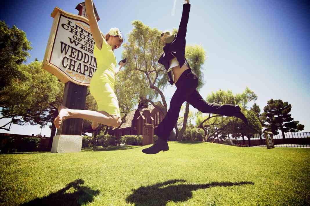 Mette og Martin - Bryllup i Las Vegas