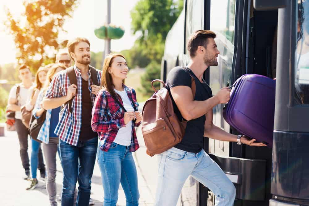 Billige busbilletter hos Flixbus
