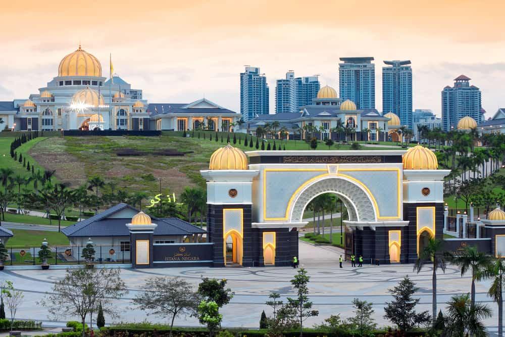 Kuala Lumpur i Malaysia