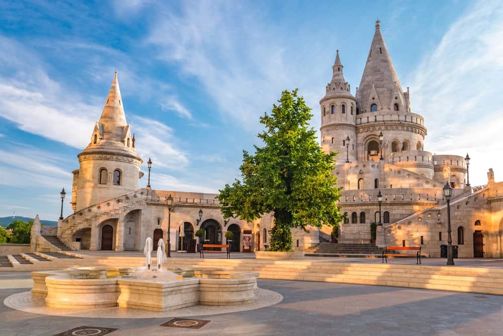 Storbyferie i Budapest i Ungarn
