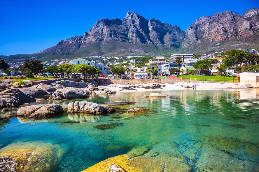 Cape Town i Sydafrika