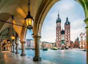 Miniferie i Krakow