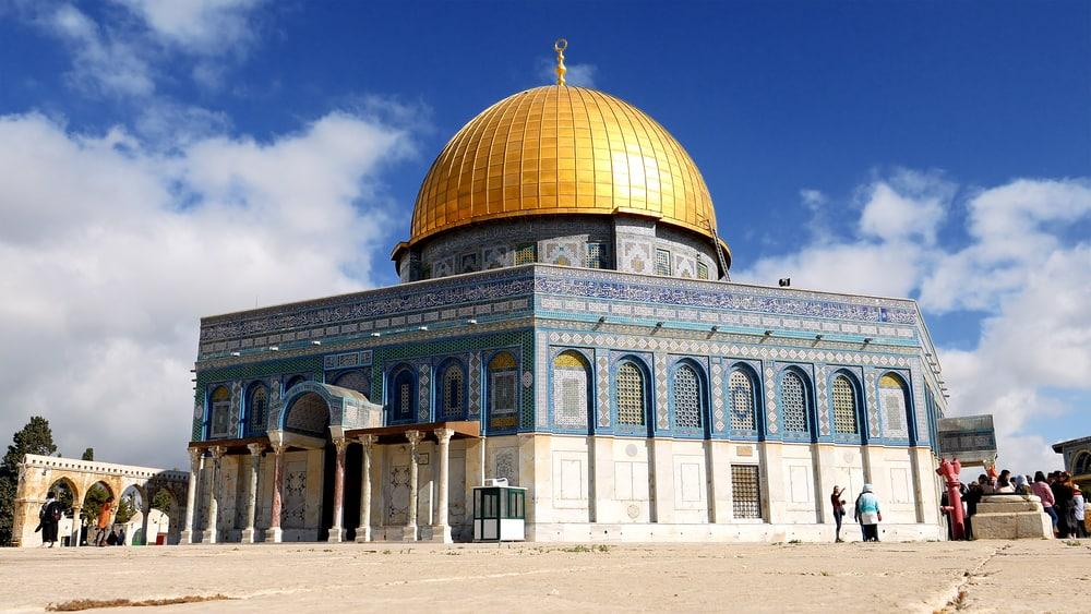 Al-Aqsa moskeen i Jerusalem