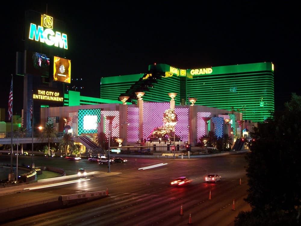 MGM Grand i Las Vegas