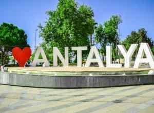 Påskeferie i Antalya - Tyrkiet