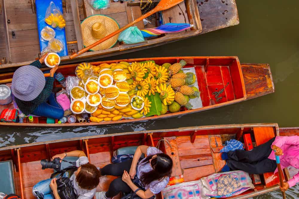 Bangkok i Thailand