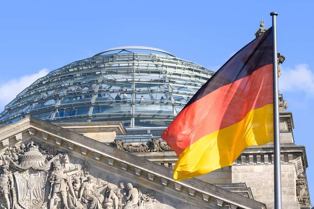 Det tyske parlament - Rigsdagen