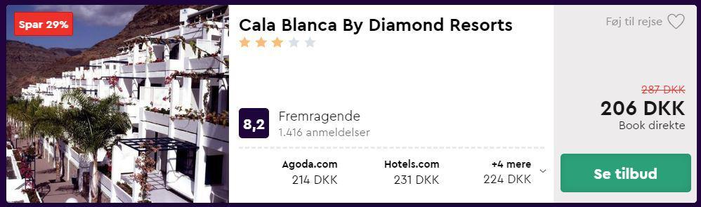 Cala Blanca by Diamond Resorts - Gran Canaria