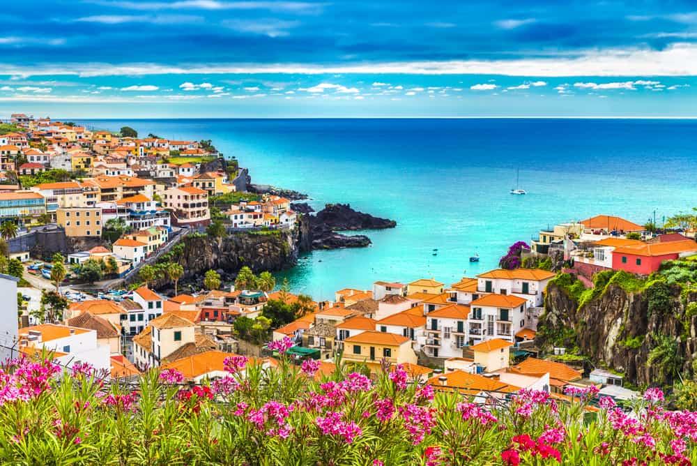 Camara de Lobos - Madeira i Portugal