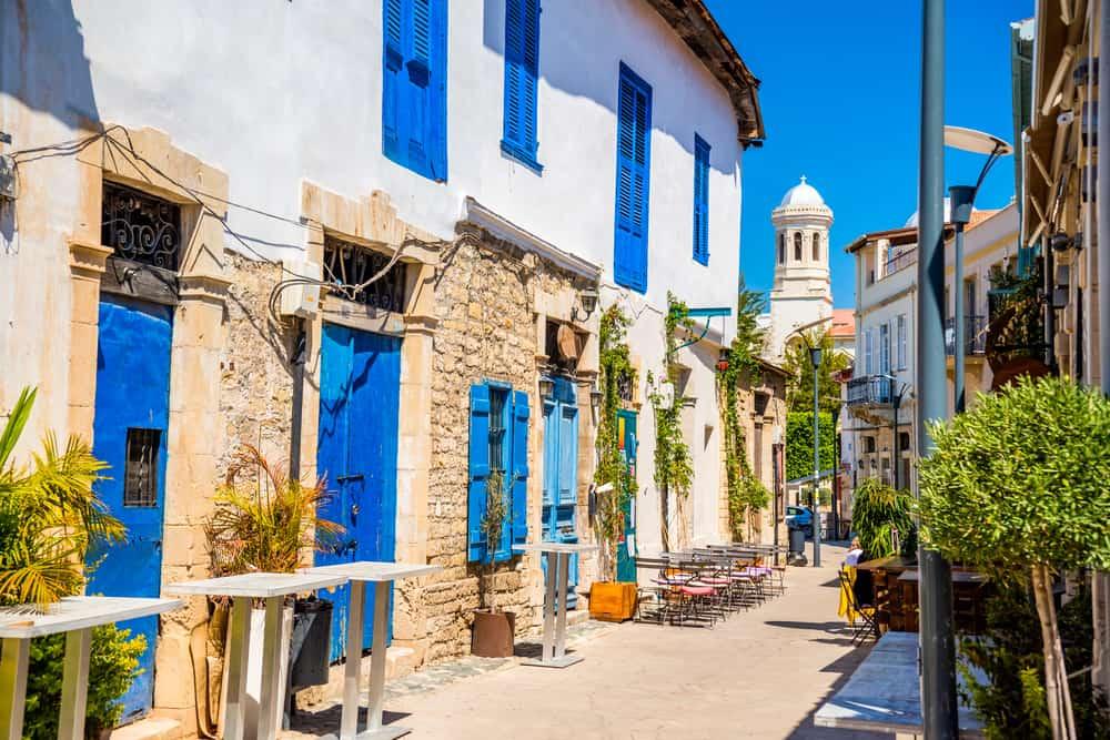 Limassol på Cypern