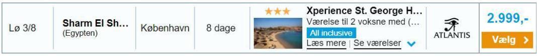 Charterferie i Sharm el Sheikh