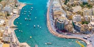 Spinola Bay - Malta