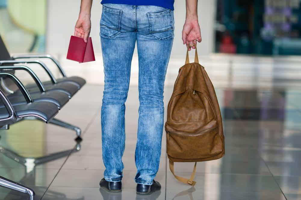 Værdigenstande i håndbagagen