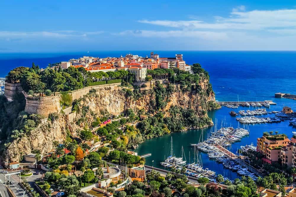 Monaco - Europa