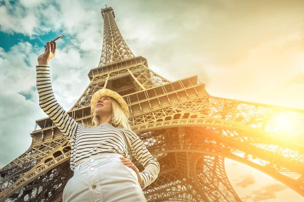 Storbyferie i Paris - Frankrig