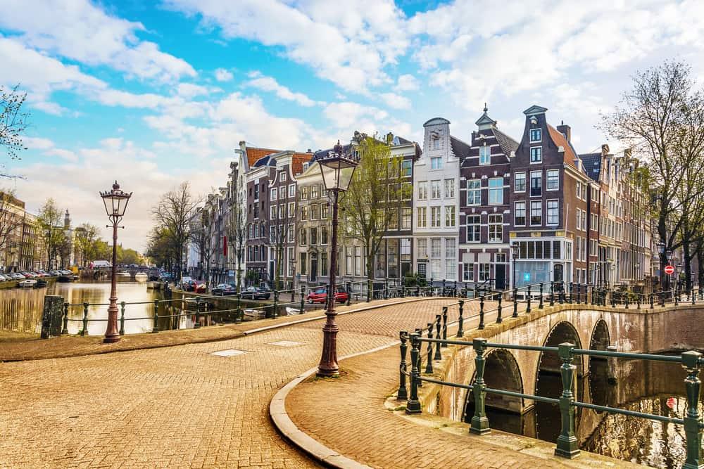 Storbyferie i Amsterdam i Holland