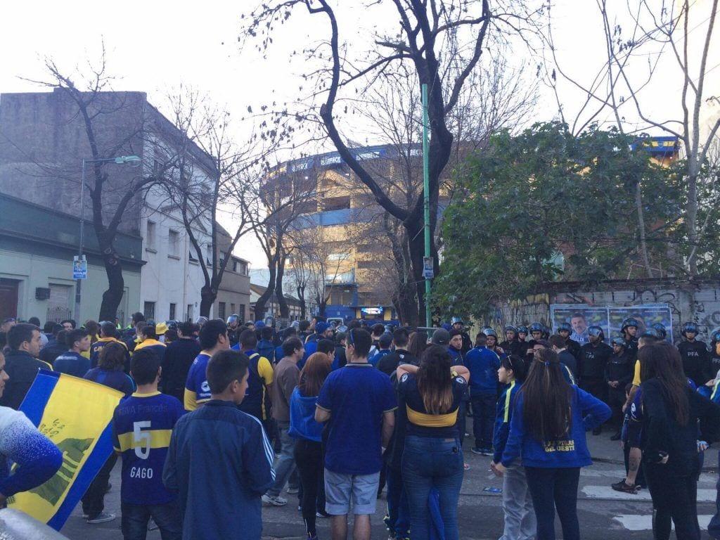 Argentina - Buenos Aires, Boca Juniors - travel
