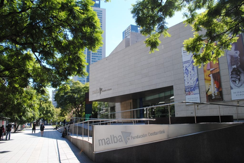 Malba Buenos Aires argentina - rejser argentina
