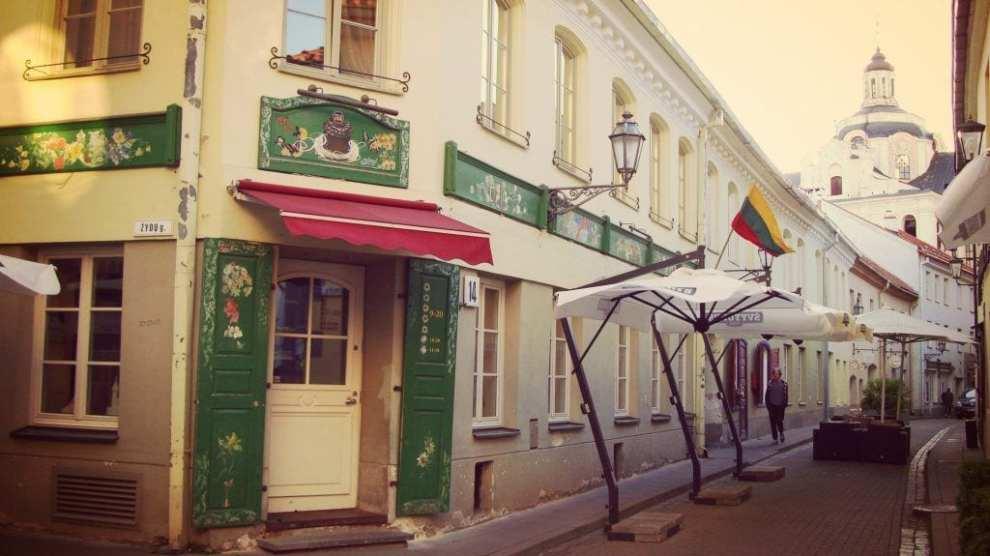 Litauen - Vilnius 7 - rejser
