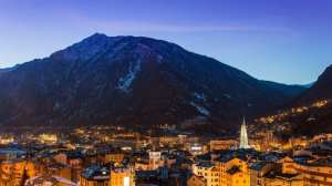 Andorra - Andorra La Vella, bjerge - rejser