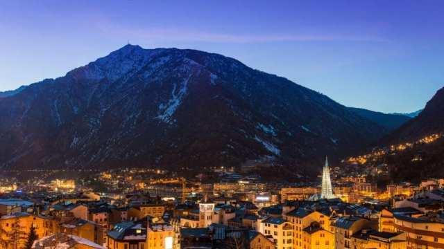 Andorra - Andorra La Vella, fjell - reise