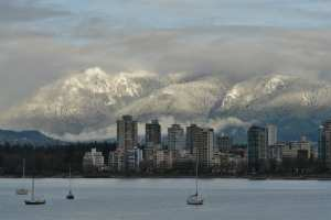 Canada - by og bjerge - rejser