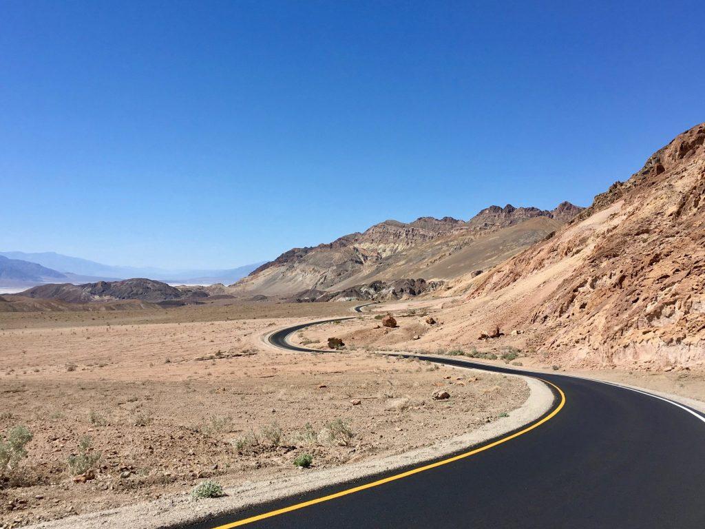 USA - Californien, Death Valley - rejser