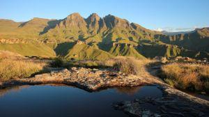 Sri lanka Knuckles bjerg rejser