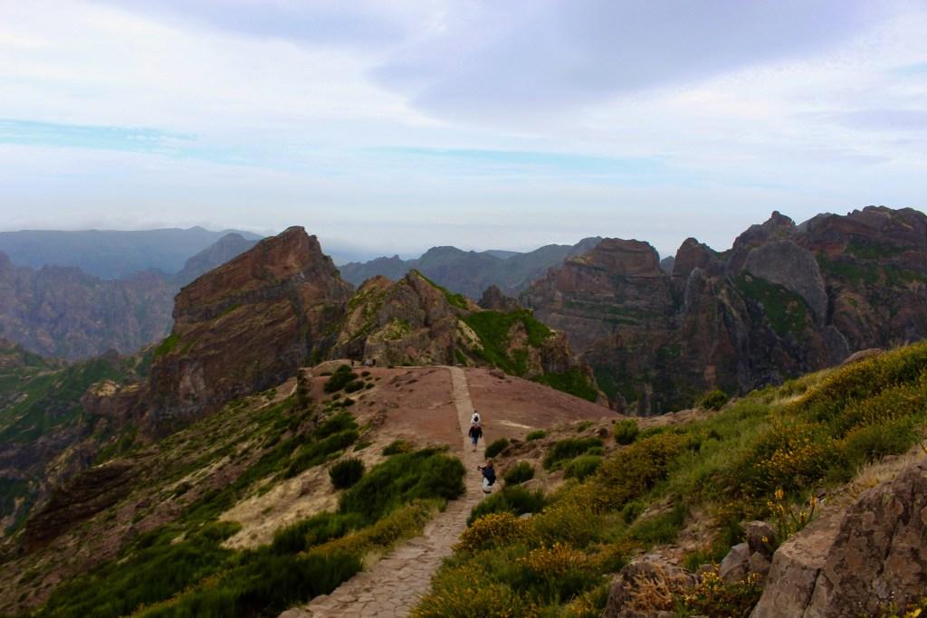 Portugal - Madeira, bjerge - rejser