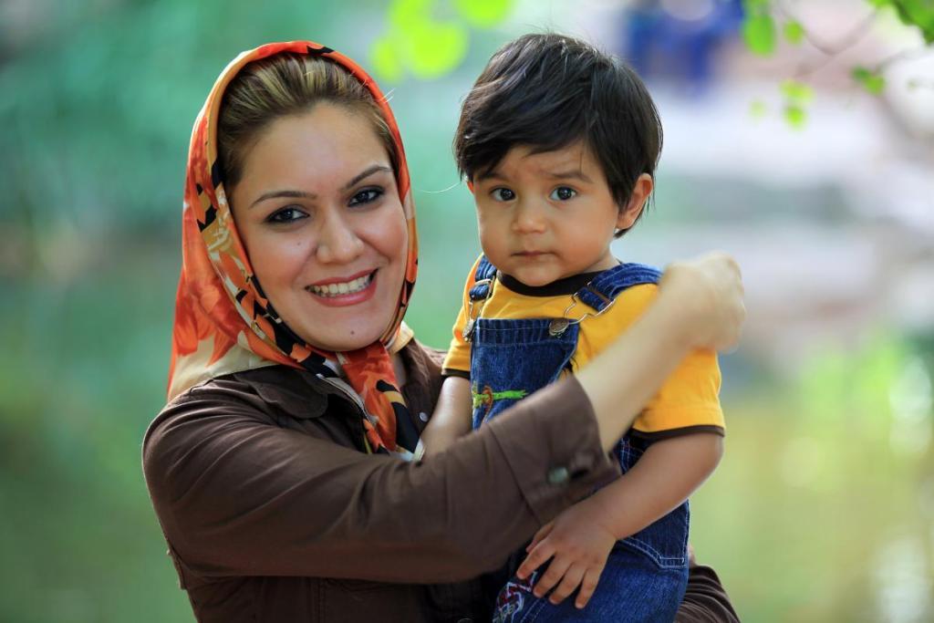 Iran - Shiraz -Park-People- rejse