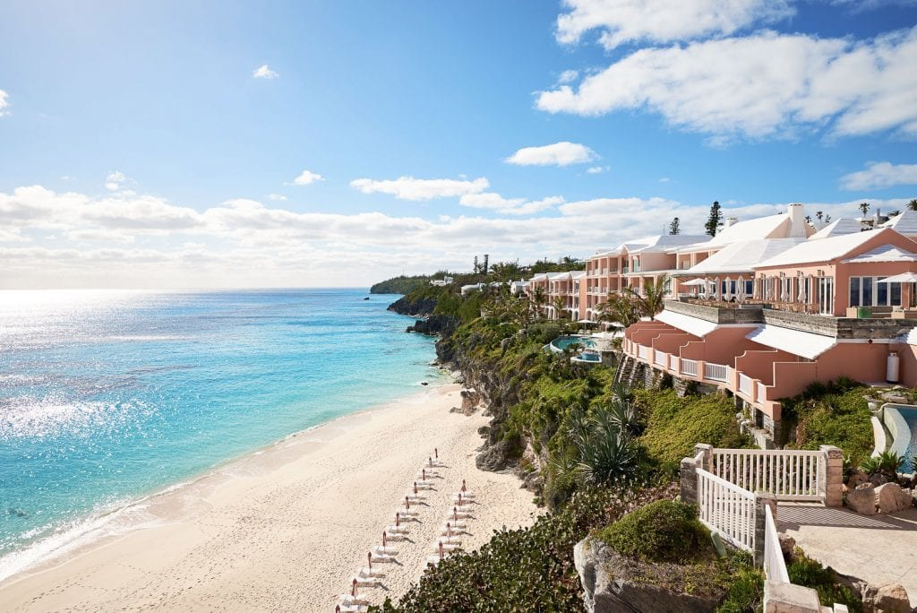 Bermuda - TheReefResort-Accommodations-Cliffside - rejser