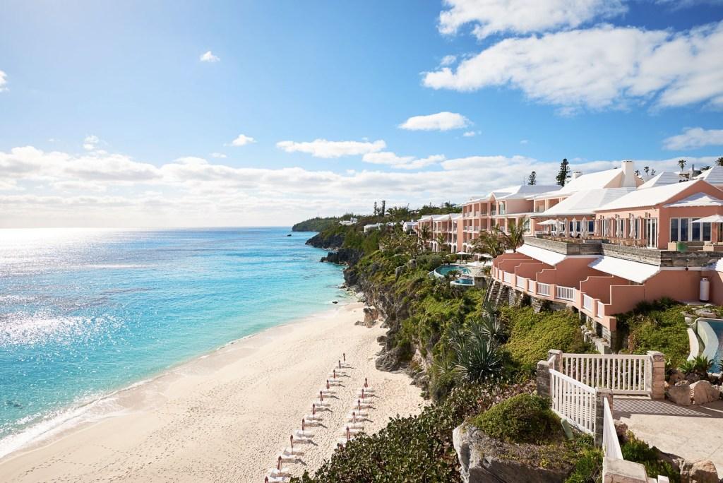 Bermuda - TheReefResort-Accommodations-Cliffside - rejser