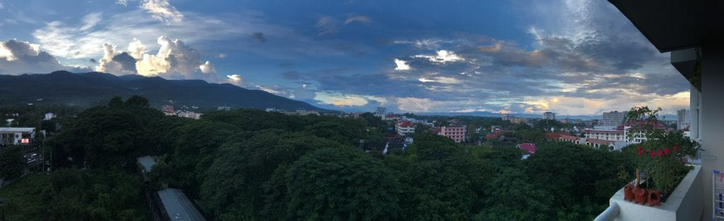 Thailand - Chiang Mai, panorama - rejser