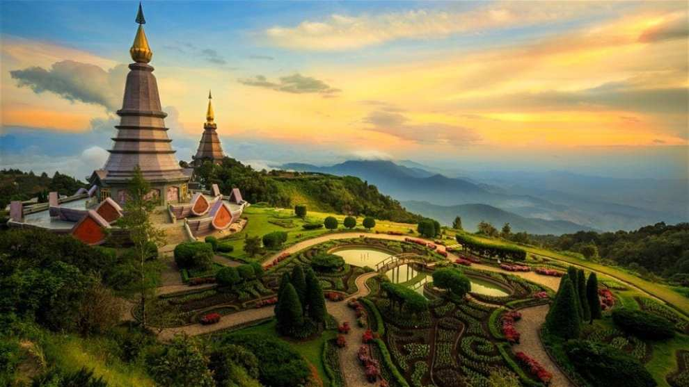 Thailand - Chiang Mai - rejser
