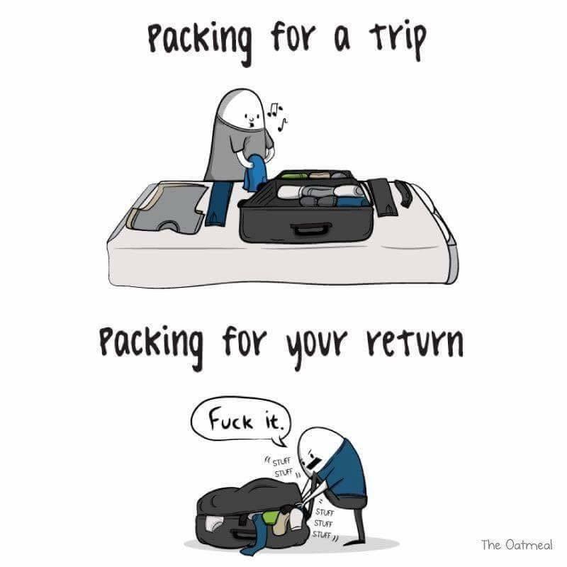 Rejsesjov - kufferter - rejse